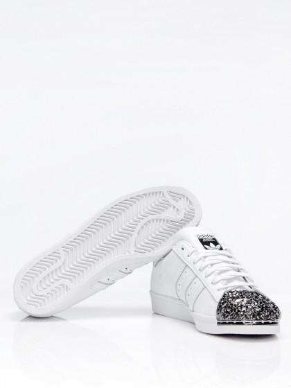 Moteriški laisvalaikio batai, superstar 80s metal toe tf w adidas originals